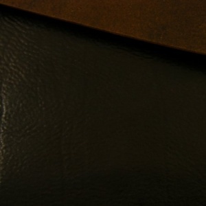 3.6-4mm Dark Brown Rustic Heavy Vegetable Tanned Cowhide A4